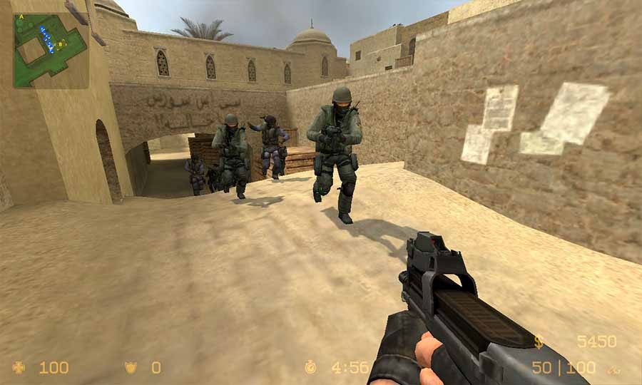 скачать игру counter strike fusion pack